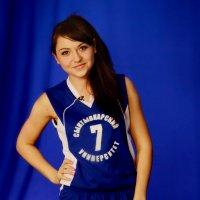 Баскетболистка..=) :: Катрин Моргачева