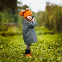 маленький фотограф :: Ирина Марьенко