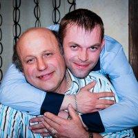 Отец и сын.. :: Вадим Кузнецов