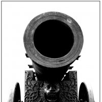 Царь-пушка. :: Михаил Малец