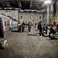 Вокзальное Такси :: Николай Шлыков