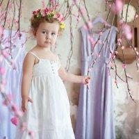 Варя. Весна :: Элина Курмышева