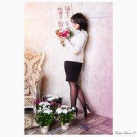 в цветах :: Tatiana Treide