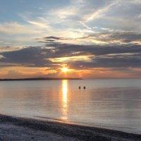 Балтийский закат :: Anton Budkin
