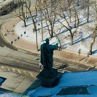 Питер с высоты птичьего полета :: Алексей Кудрявцев