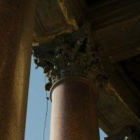 Колоннада Иссакиевского собора :: Алексей Кудрявцев