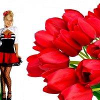 тюльпаны :: Nataly Klim