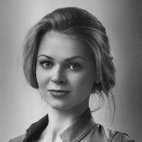 Портрет девушки :: Анатолий Тимофеев
