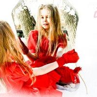 В зеркале :: Ева Олерских