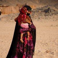 Арабская мама :: Мария Куничева