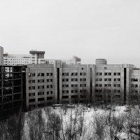 Каширская заброшенная больница :: Диана Каргина