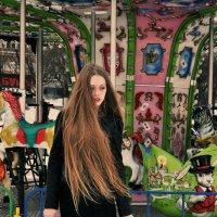 Портрет Вики Верейкиной :: Женя Рыжов