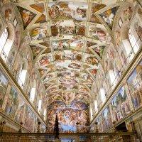 Cappella Sistina :: человечик prikolist