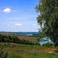 Вид на Упу :: Александр Килямов