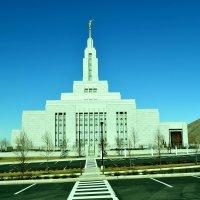 храм в г.Draper, штат Юта :: Валерий Жданов