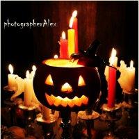 Хеллоуин :: Александра Ивасенко