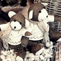 Мягкие игрушки :: Александра Ивасенко