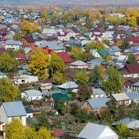 Одноэтажный Барнаул :: Дмитрий Медведев