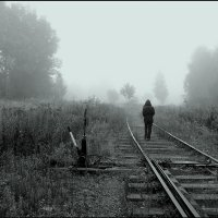 Утро туманное :: Николай Белавин