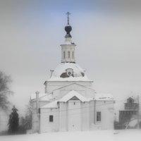 Холод :: Анастасия Мельник