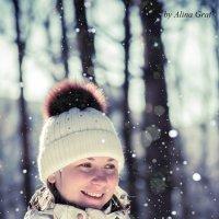 мороз и солнце... :: Алина Граф