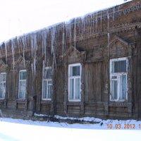 Старый дом :: Нина Глебова