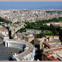 Рим глазами Папы Римского :: Евгений Печенин