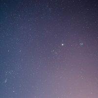 юпитер и звезды :: Алексей Хижняк