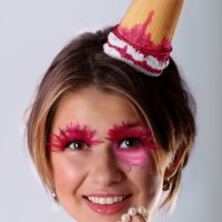 Ice-cream girl :: Katarina Guz`