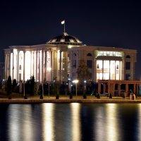 дворец наций :: Тимур Бурханов