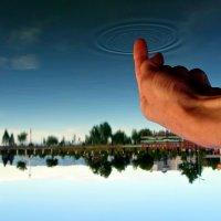 пальцем в небо :: Тимур Бурханов
