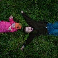 Паша и Маша :: Александр Губарев