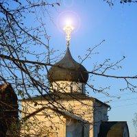 Храм :: Нина Глебова