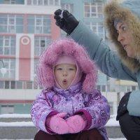 Снежок :: Александр Леонов