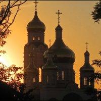 В лучах заката... :: Александр Лонский