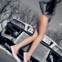 Girl & Chaser :: Алексей Похилец