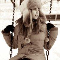 Зимняя прогулка :: Александра Ивасенко