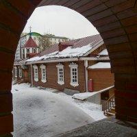 Церковь Покрова Пресвятой Богородицы :: Сергей Яценко