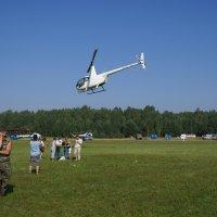 Robinson R44 :: Олег Чернов