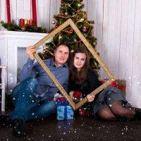 Новогодняя сказка :: Ирина Бобрикова
