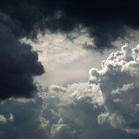 Грозовое небо. :: ольга хадыкина