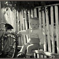 Детство. :: Наталья Матонина