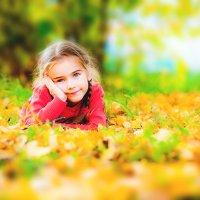 Желтое настроение :: Ирина Гулемина