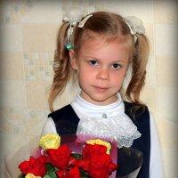 Первый раз в 1 класс!!! :: Евгеша Сафронова