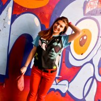 стиль хип-хоп,граффити :: Алёна Ивлева
