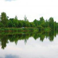 Зеркальная гладь :: Vera kvs