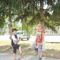 Дети :: Любовь Шерстнева