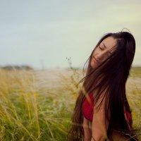 Ласковый ветер :: Ирина Гулемина