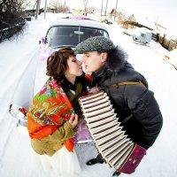 Свадьба по деревенски :: Ирина Гулемина