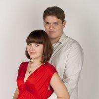 Он и Она :: Алина Салахутдинова